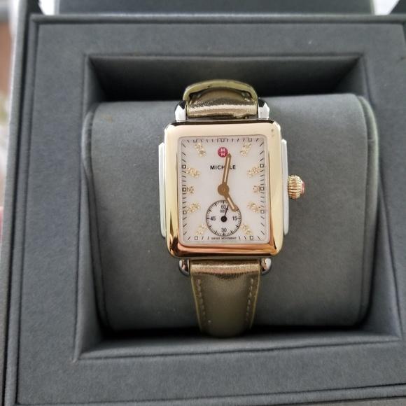 Michele Accessories - Michele Watch